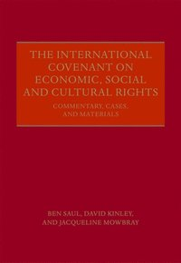 International Covenant on Economic, Social and Cultural Rights (e-bok)