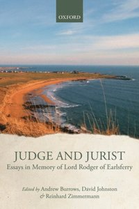 Judge and Jurist (e-bok)