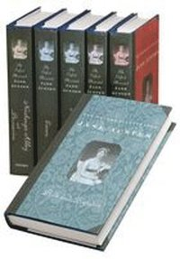Oxford Illustrated Jane Austen Set (inbunden)