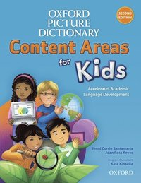 Oxford Picture Dictionary Content Areas for Kids: English Dictionary (häftad)