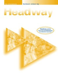 New Headway: Pre-Intermediate: Workbook (without Key) (häftad)