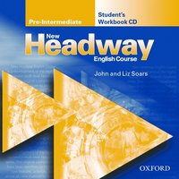New Headway: Pre-Intermediate: Student's Workbook CD (cd-bok)