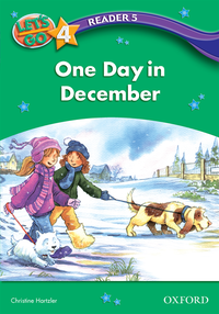 One Day in December (Let's Go 3rd ed. Level 4 Reader 5) (e-bok)