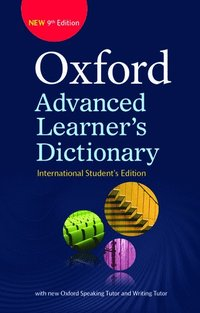 Oxford Advanced Learner's Dictionary: International Student's edition (only available in certain markets) (häftad)
