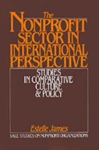 Nonprofit Sector in International Perspective (e-bok)