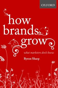 How Brands Grow (inbunden)