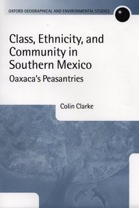 Class, Ethnicity, and Community in Southern Mexico (inbunden)