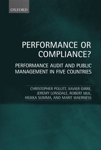 Performance or Compliance? (inbunden)