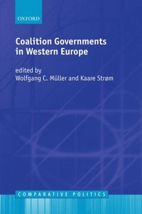 Coalition Governments in Western Europe (häftad)