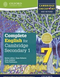 Complete English for Cambridge Lower Secondary 1: Stage 7 (e-bok)