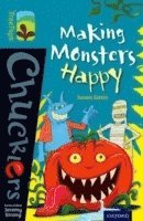 Oxford Reading Tree TreeTops Chucklers: Level 9: Making Monsters Happy (häftad)