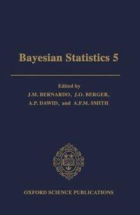 Bayesian Statistics 5 av J M Bernardo (Bok)