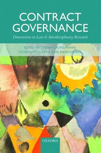 Contract Governance (inbunden)