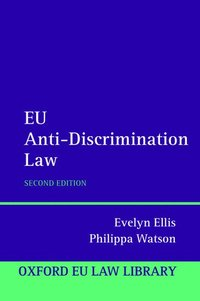 EU Anti-Discrimination Law (häftad)