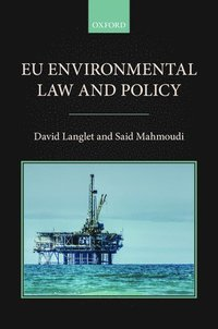 EU Environmental Law and Policy (inbunden)