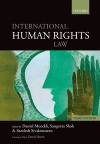 International Human Rights Law (häftad)