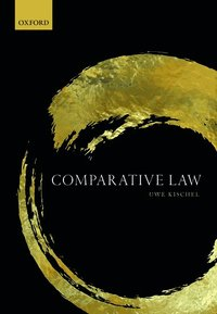 Comparative Law (inbunden)