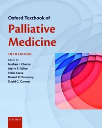 Oxford Textbook of Palliative Medicine (häftad)
