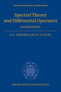 Spectral Theory and Differential Operators (inbunden)