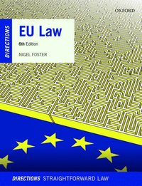 EU Law Directions (häftad)