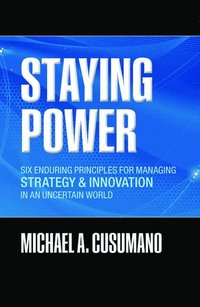 Staying Power (inbunden)