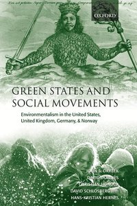 Green States and Social Movements (inbunden)