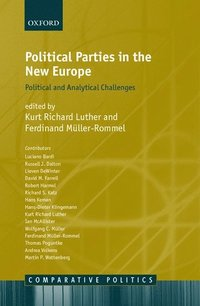 Political Parties in the New Europe (inbunden)