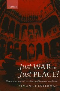 Just War or Just Peace? (häftad)