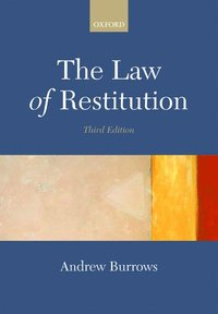 The Law of Restitution (häftad)