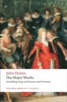 John Donne - The Major Works (häftad)