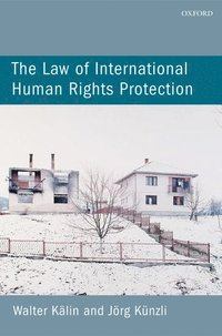 The Law of International Human Rights Protection (inbunden)