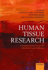 Human Tissue Research (inbunden)