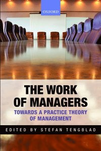 The Work of Managers (häftad)