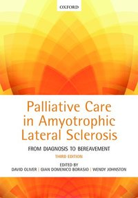 Palliative Care in Amyotrophic Lateral Sclerosis (inbunden)