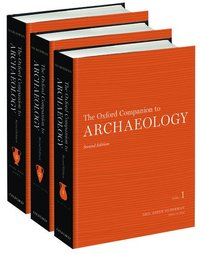 The Oxford Companion to Archaeology (inbunden)