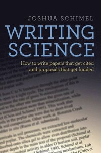 Writing Science (häftad)