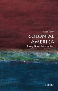 Colonial America: A Very Short Introduction (häftad)