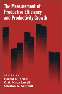 Measurement of Productive Efficiency and Productivity Growth (e-bok)
