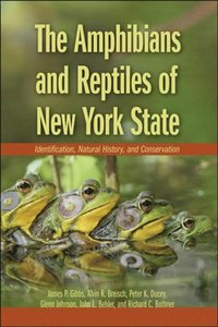 Amphibians and Reptiles of New York State (e-bok)