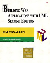 Building Web Applications with UML (häftad)
