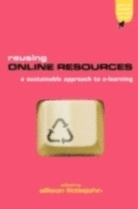 Reusing Online Resources (e-bok)