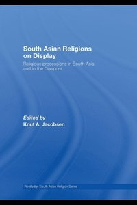 South Asian Religions on Display (e-bok)