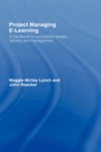 Project Managing E-Learning (e-bok)