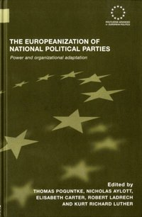 Europeanization of National Political Parties (e-bok)