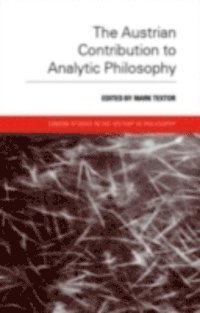 Austrian Contribution to Analytic Philosophy (e-bok)