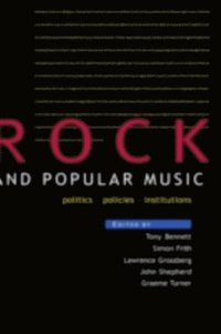 Rock and Popular Music (e-bok)