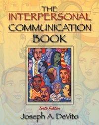 Book the interpersonal devito communication