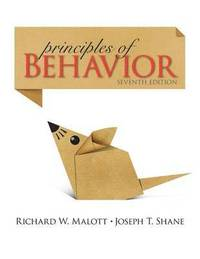 Principles of Behavior (häftad)