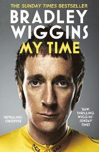 Bradley Wiggins: My Time (häftad)