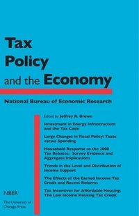 Tax Policy and the Economy: v.27 (inbunden)